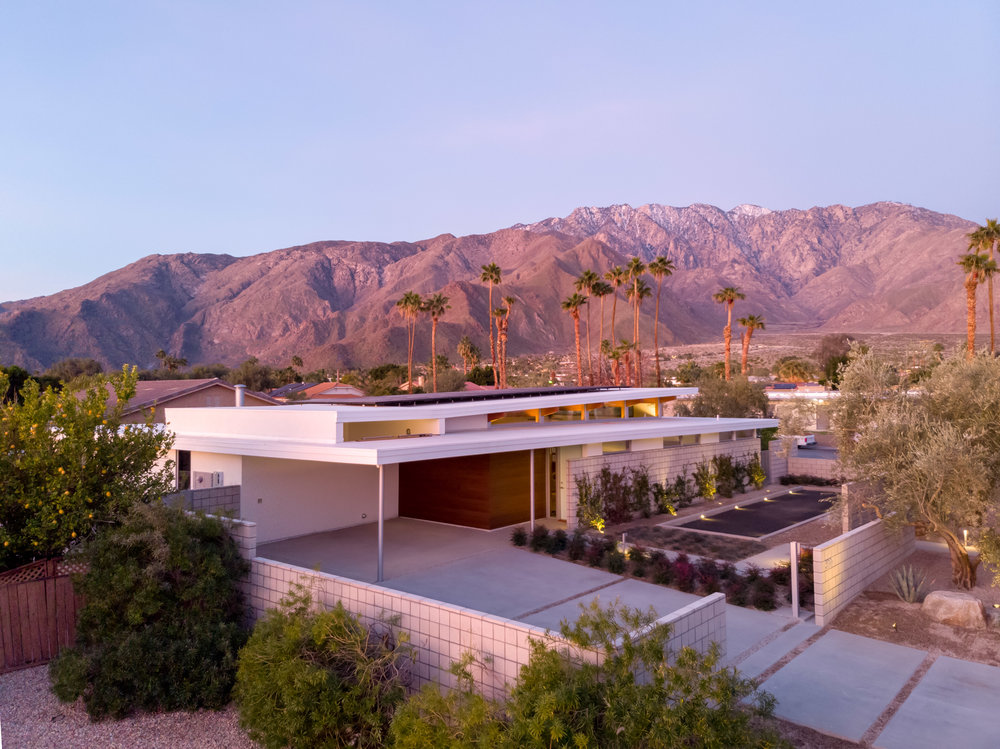 - Step Inside Palm Springs' Latest Indoor/Outdoor Prefab Home