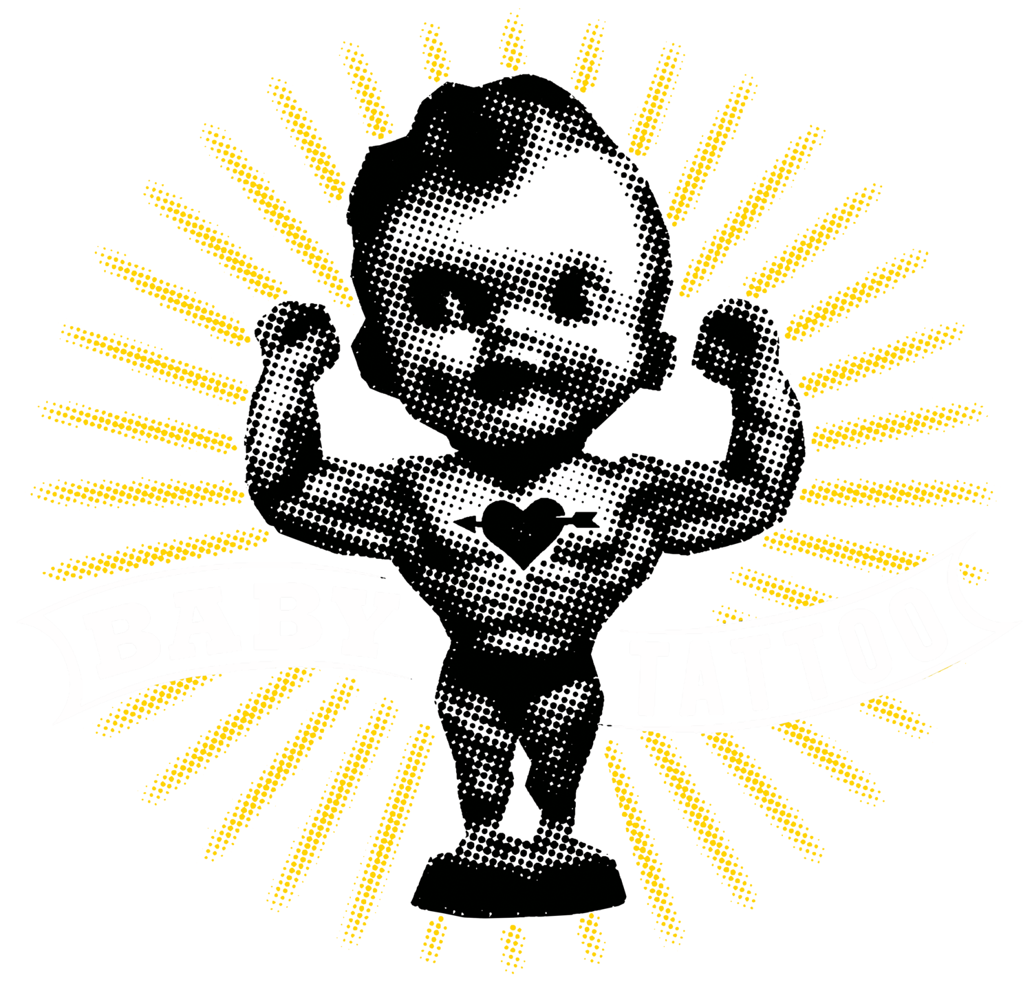 Baby Tattoo - Carnival of Astounding Art