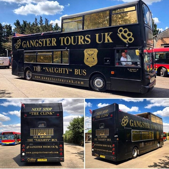 Gangster Tours Ltd