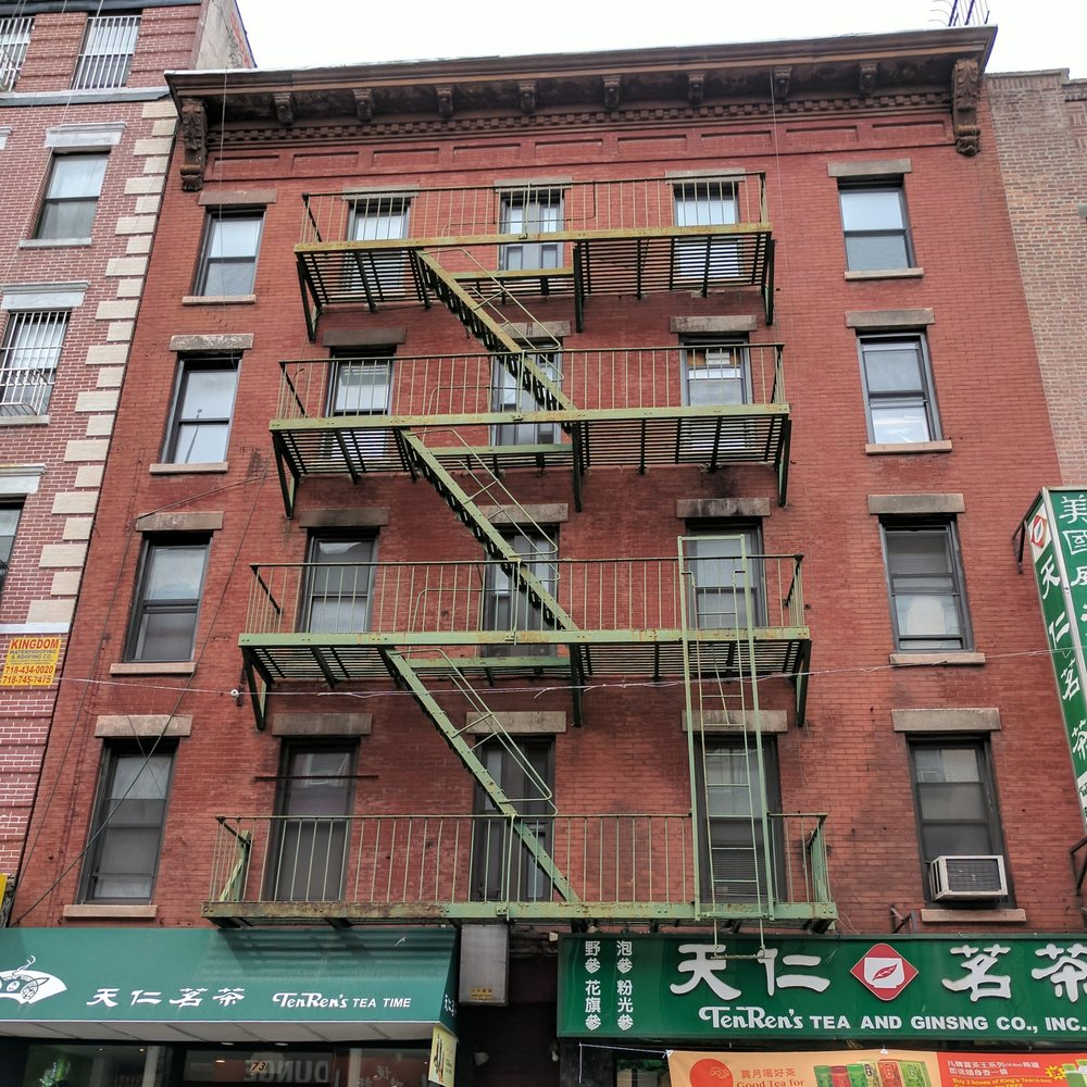 Longines Realty, Inc - Commercial Real Estate Sale Listing: 73 Mott NYC