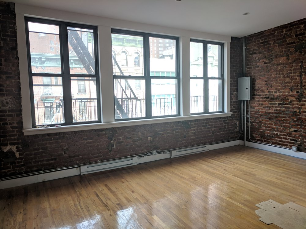 Longines Realty, Inc. - Commercial Real Estate Lease Listing: 25 E. Broadway NYC