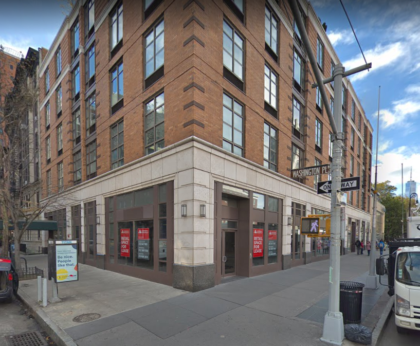 Longines Realty, Inc. - Commercial Real Estate Sale Listing: 88 W. Washington Pl NYC