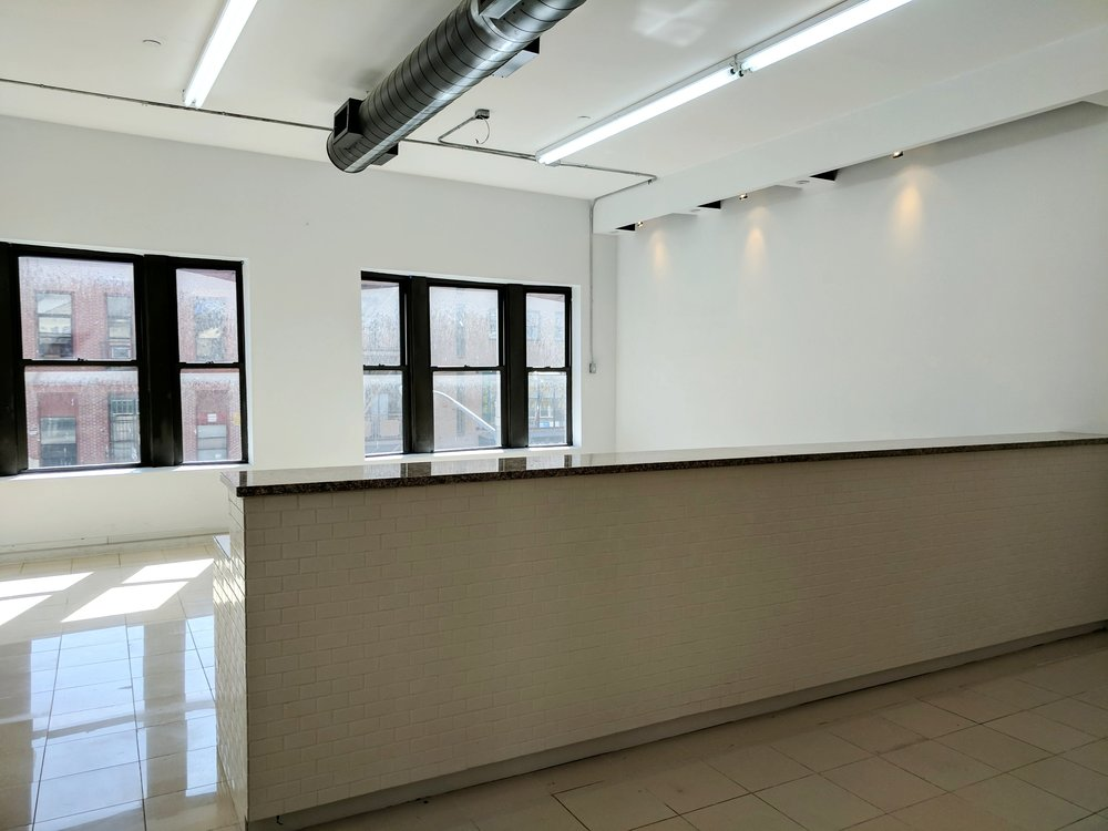 Longines Realty, Inc. - Commercial Real Estate Lease Listing: 114 Bowery NYC