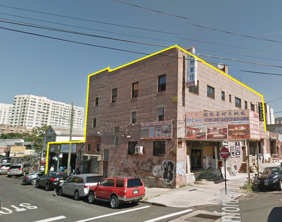 Longines Realty, Inc. - Commercial Real Estate Sale Listing - 131-29 Sanford Ave NYC, Queens