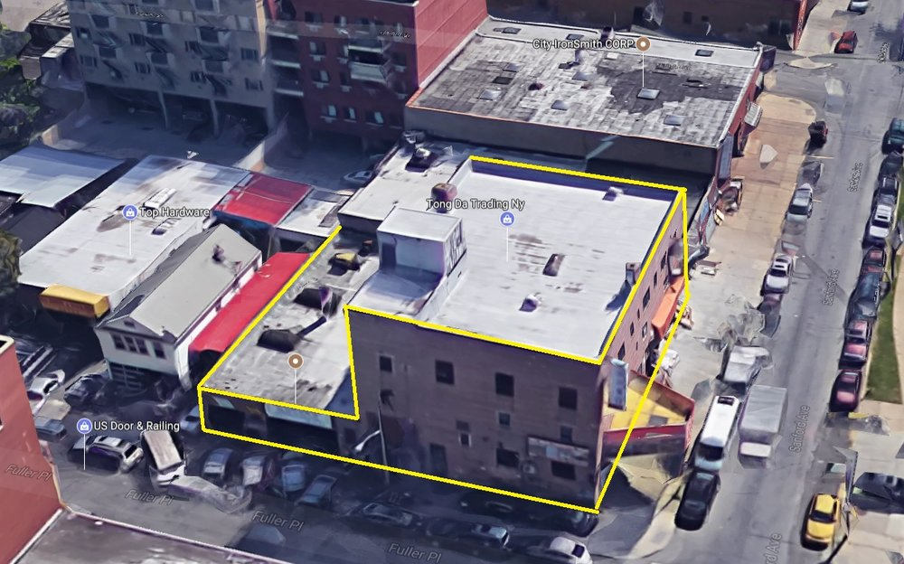 Longines Realty, Inc. - Commercial Real Estate Sale Listing: 131-29 Sanford Ave NYC, Queens