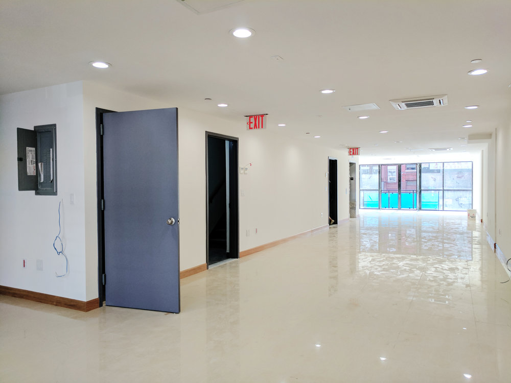 Longines Realty, Inc. - Commercial Real Estate Lease Listing ; 78 Bowery NYC