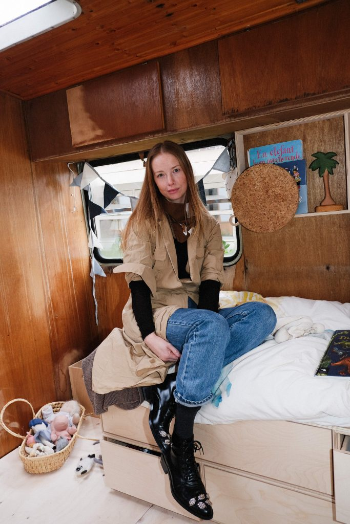 Read the full interview about living in a bus, starting a business and being fulltime parents. - WWW.THETHEMOONHONEY.COM