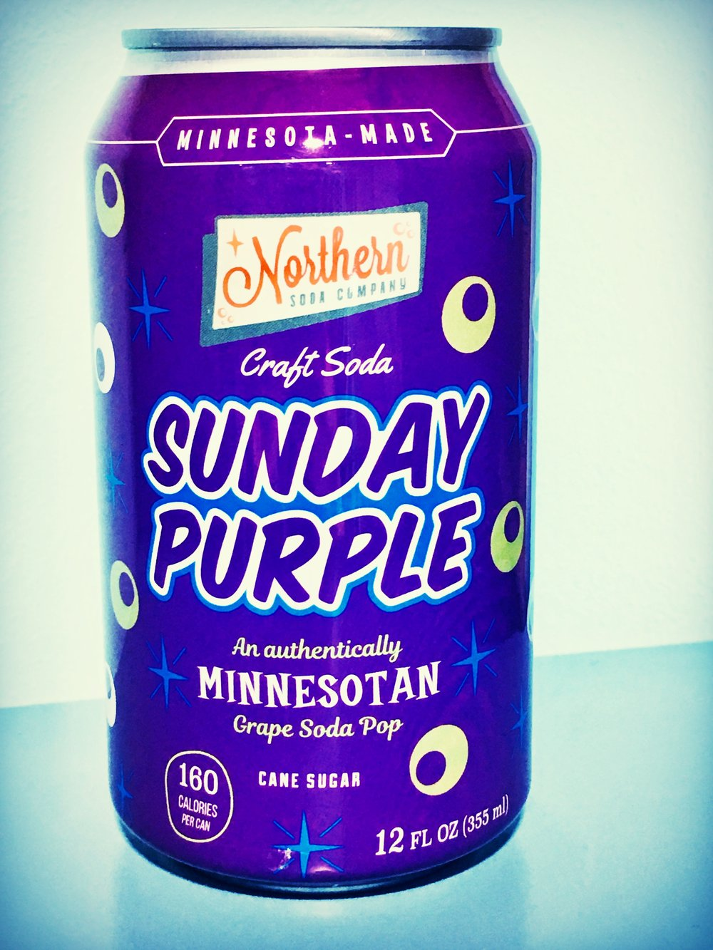 The perfect tailgate companion, our unique grape soda helps make sunday gatherings across Minnesota and beyond even more special.