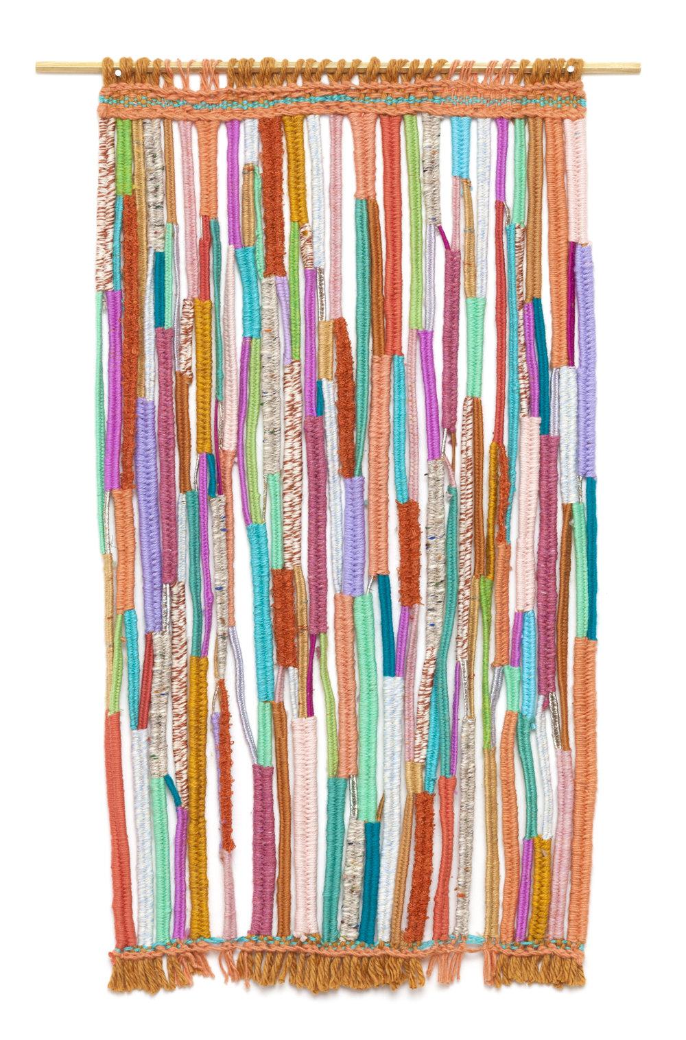 """Stringbean, 11"""" x 21.5"""", 2014"""