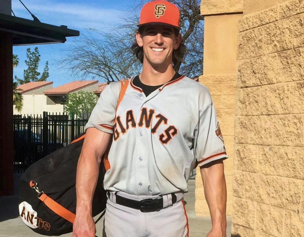 Chris corbett - San Francisco Giants