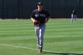 Matt Meier  Colorado Rockies  Pitching    NOW AVAILABLE