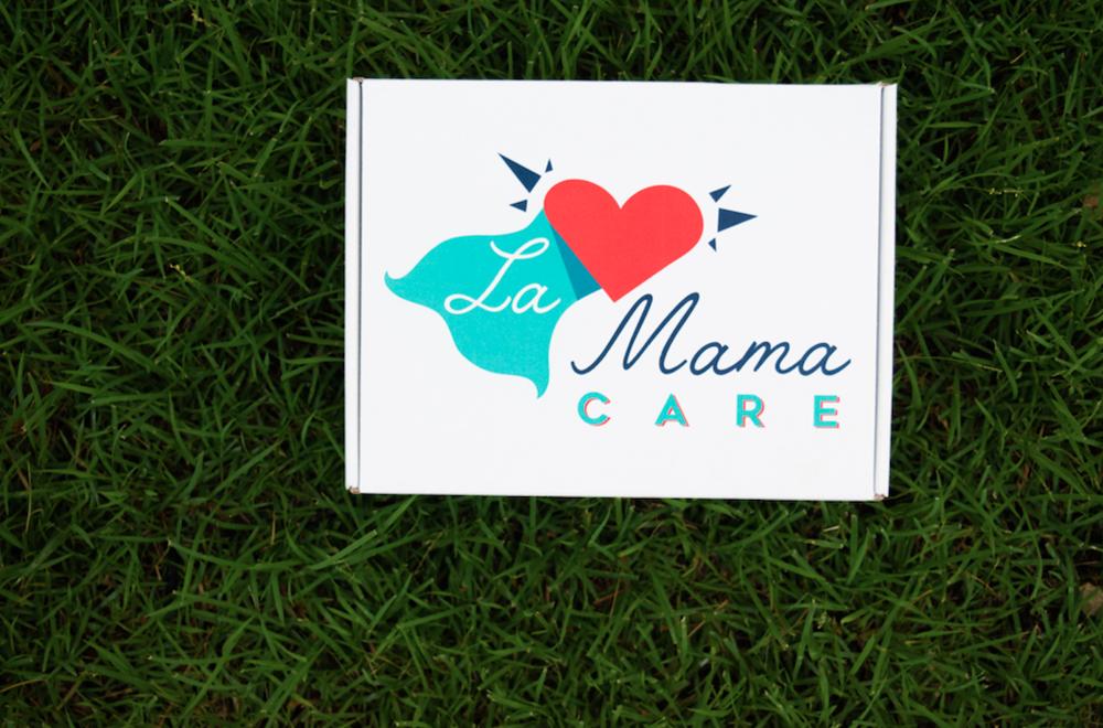 La Mama Care Postpartum Care Kit