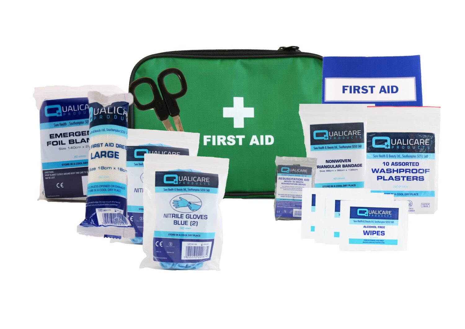 Personal First Aid Kit — Supply-me co uk