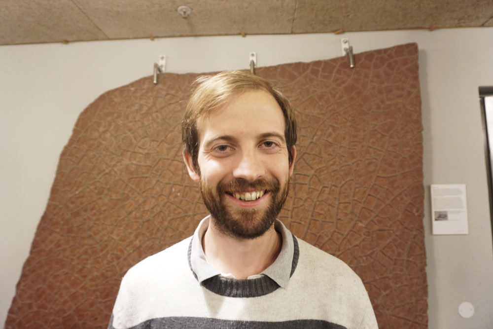 Malcolm Parsons - Bor: StockholmPluggade: Masters i landskapsekologiJobbar med: Karttekniker på Roslagsvatten i Åkersberga