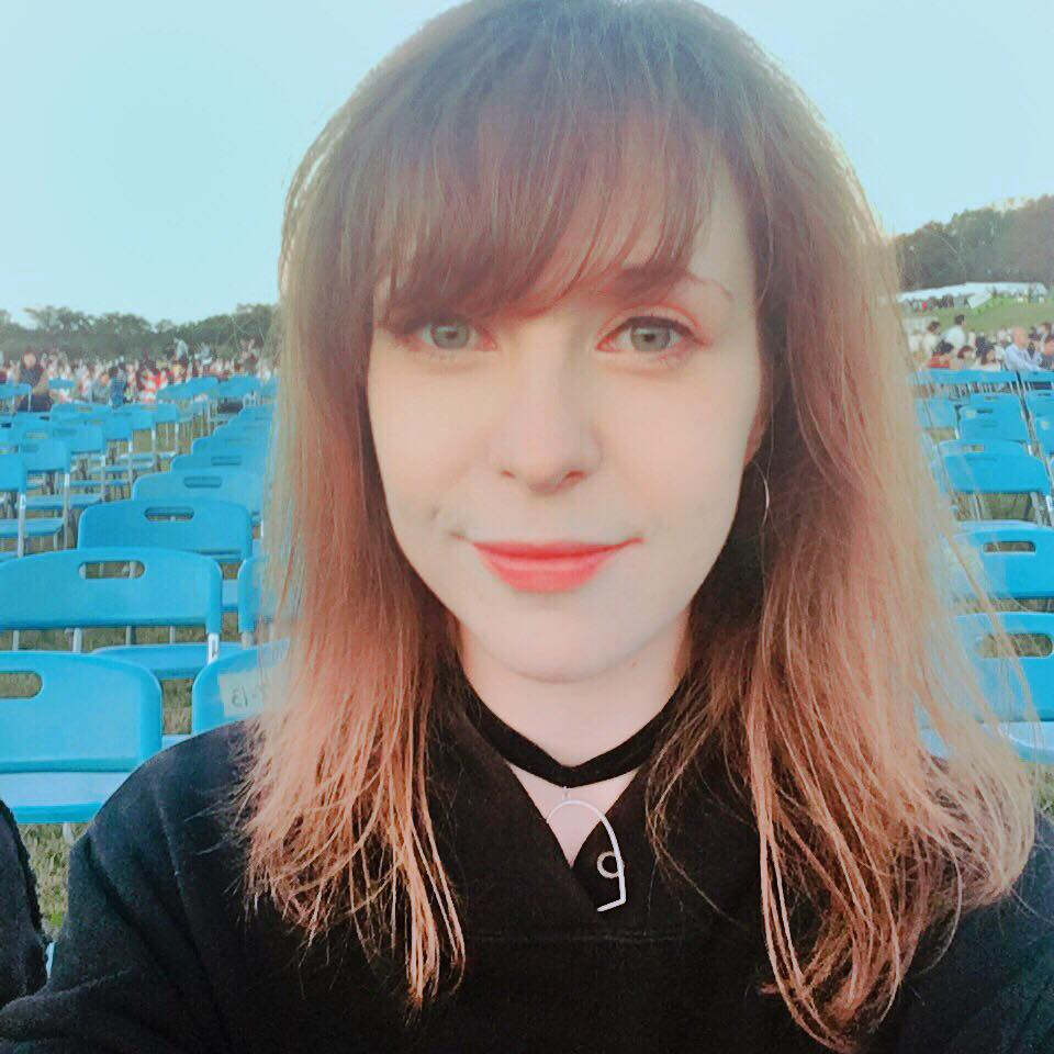 Theres Wik - Ålder: 28Bor: TokyoPluggade: Master i japanska och japansk kulturJobbar med: I receptionen på ett långtidshotell