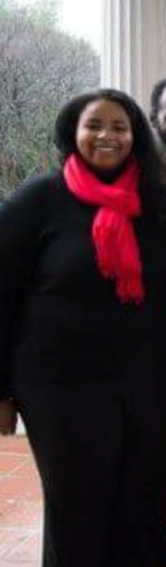 This was a picture from winter 2014 and it was taken after a choir performance on campus (sorry for the bad quality!). I'm not sure if anyone can tell but my face was a lot chubbier back then. I felt if the scarf was choking me to death...