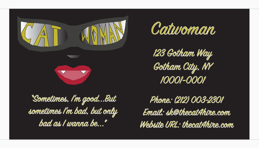 Catwoman Business card 2.jpg