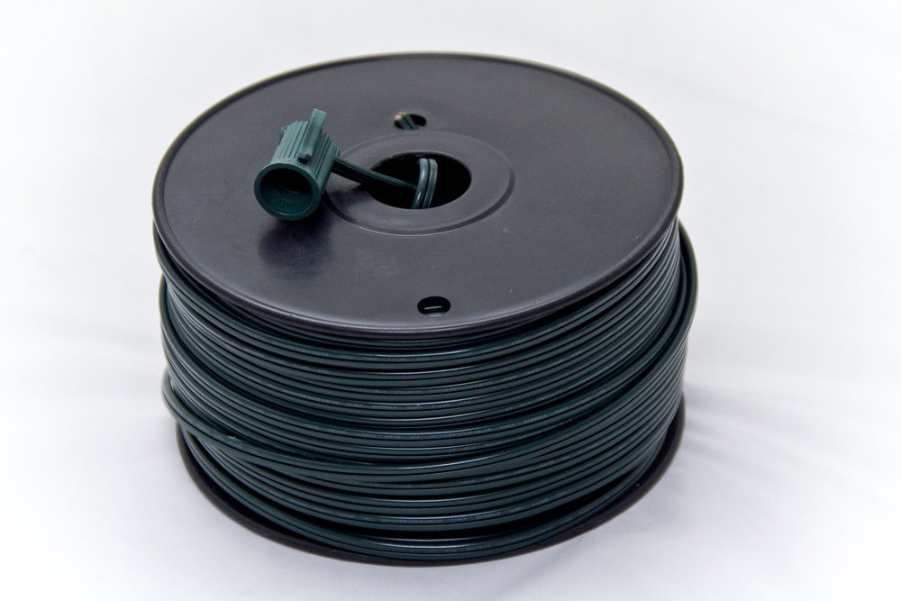 WIRE0250-GRN (Blank Wire)