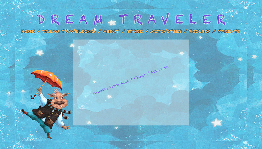 Dream Traveler Website