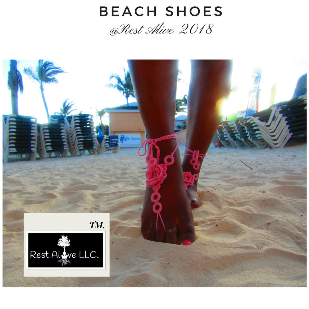Rest Alive LLC. Beach Shoes
