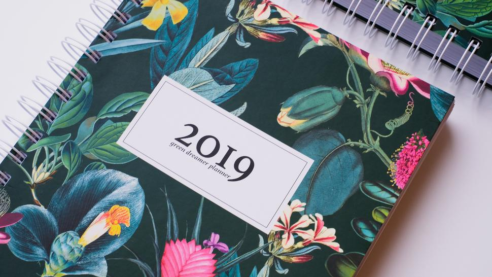 Image by  Eco Friendly Planners  | Green Dreamer Planner | $35