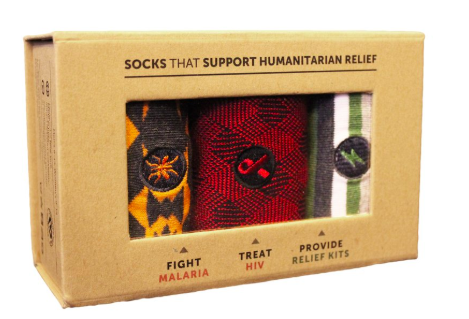Image by  Conscious Step  | Conscious Sock Pack  | $44.95