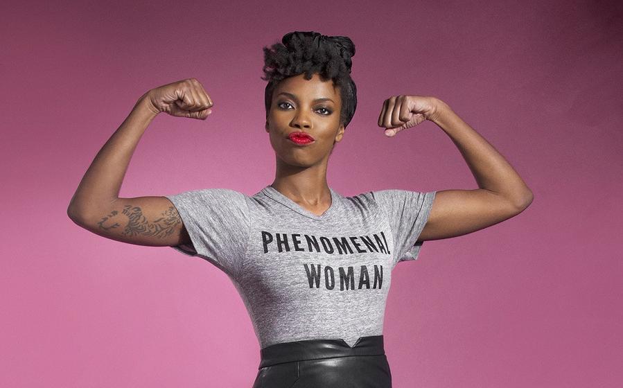 Image by  Phenomenal Woman     | T-Shirt | $35