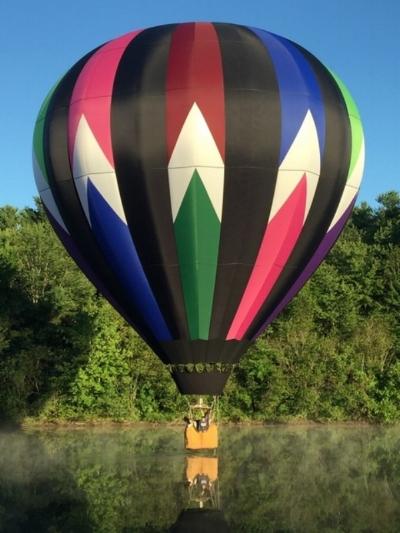 Infinity Balloon - Jason Boucher