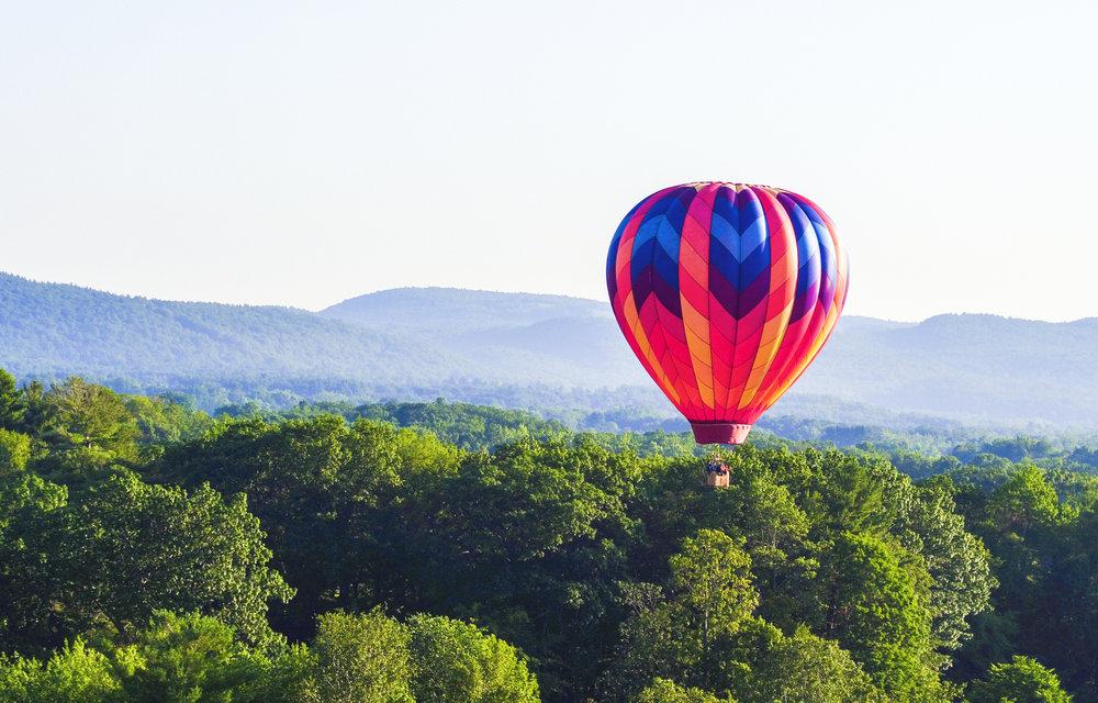 Worthington Ballooning - Paul Sena