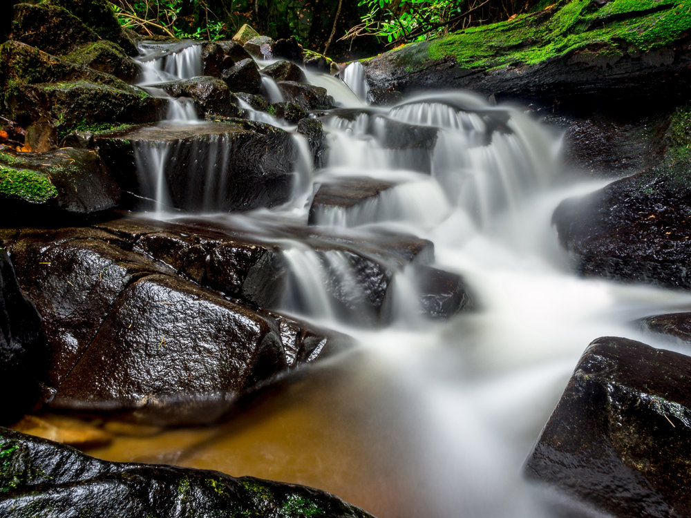 Stream - Olympus OMD EM5F/22, 40sec, ISO10012mm (24mm on full frame)