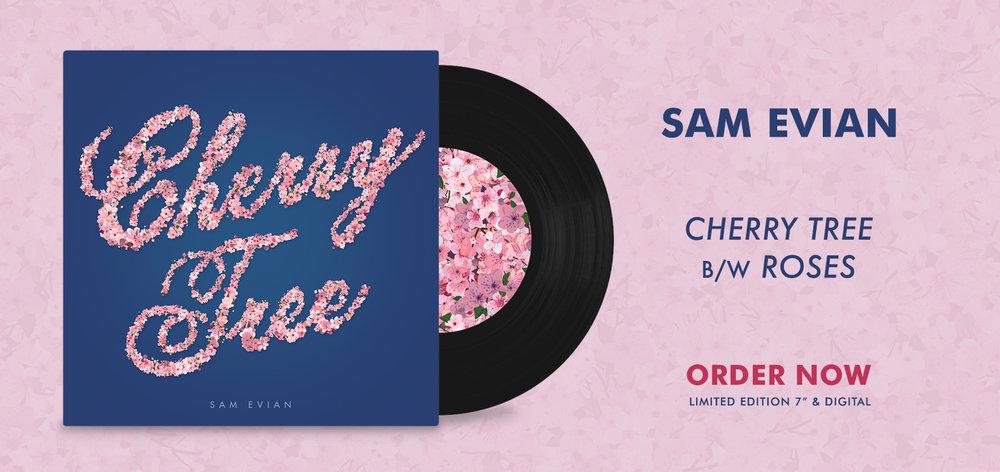 Sam Evian - Cherry Tree