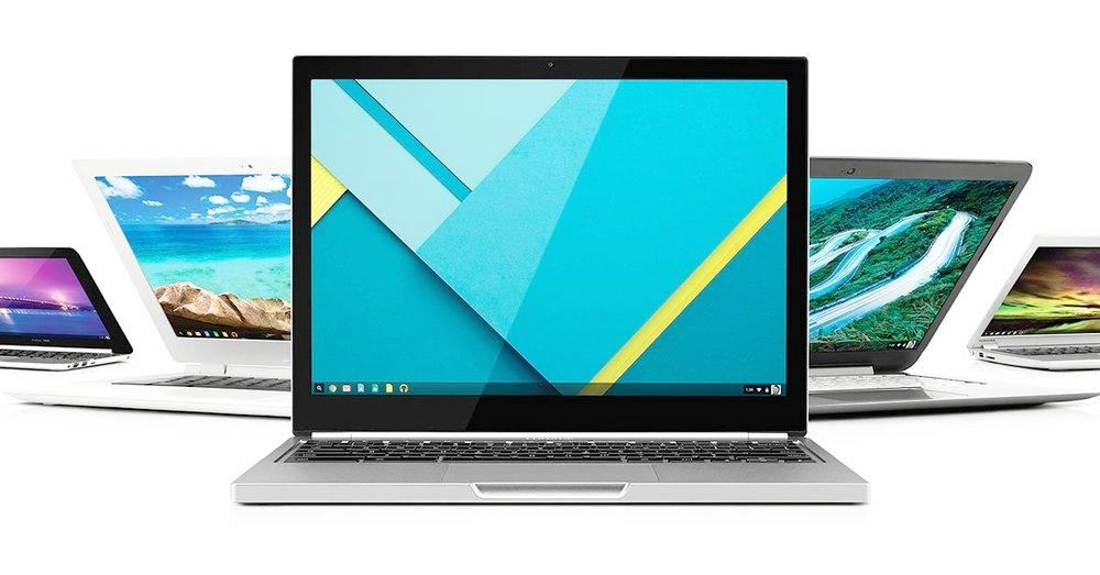 Google Chromebook -