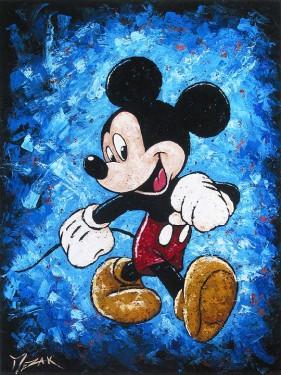 """""""Mickey"""" 40x30"""