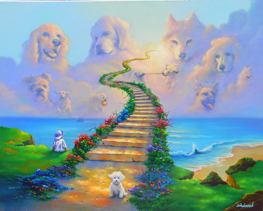 """""""All Dogs Go to Heaven"""""""