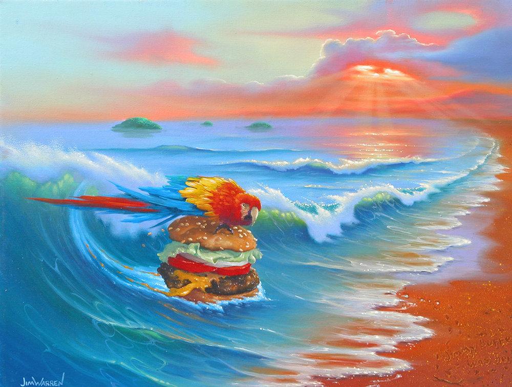 """Cheeseburger In Paradise"""
