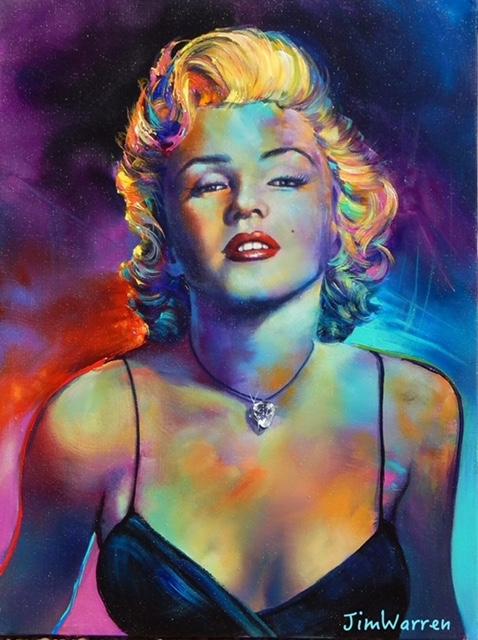 """Marilyn in Multi Color"""