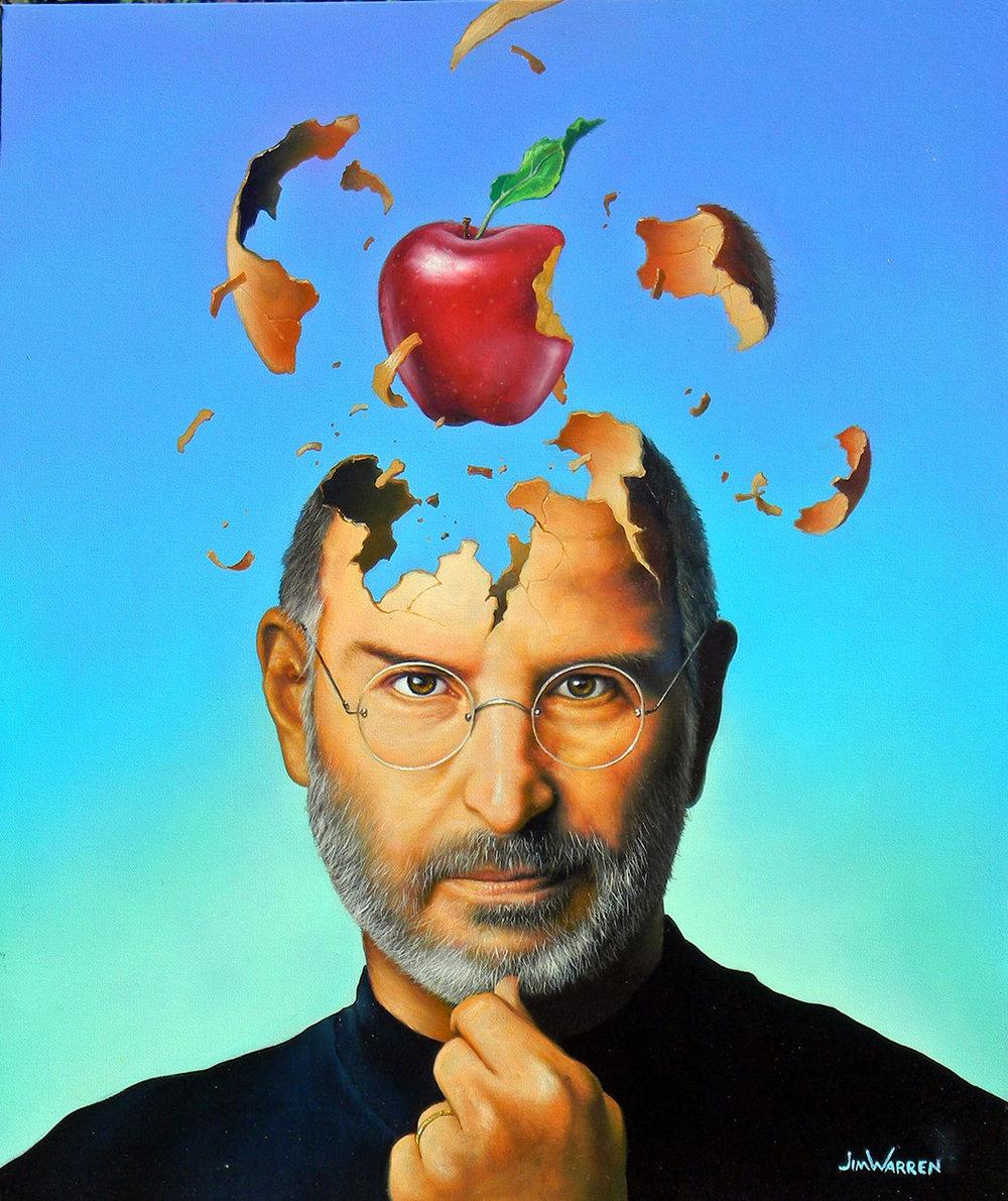 """""""Steve Jobs Brainstorming"""""""