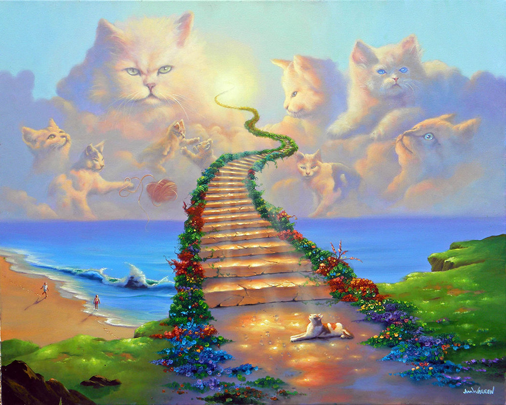 """""""All Cats Go To Heaven"""""""