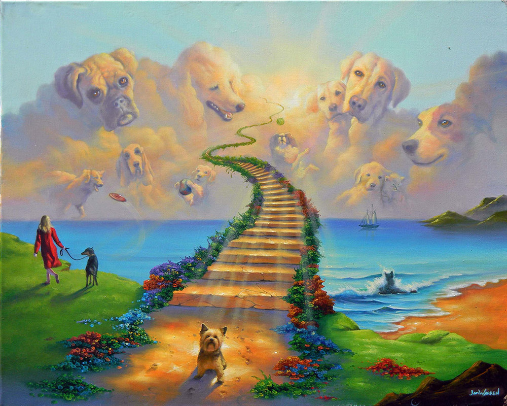 """""""All Dogs Go To Heaven 3"""""""