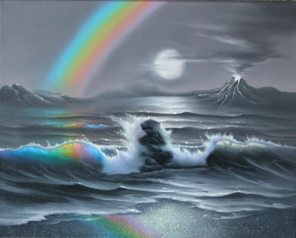 """""""Colors in a Rainbow"""""""