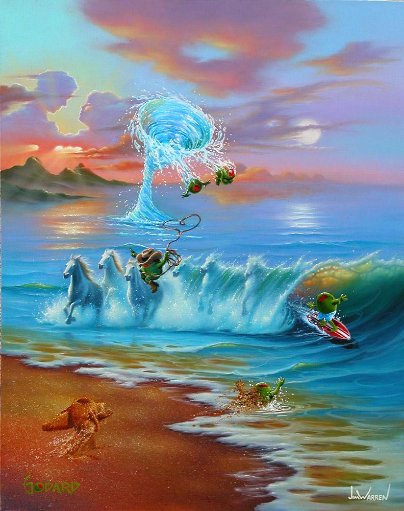 """Commotion in the Ocean"" (Warren/Godard)"