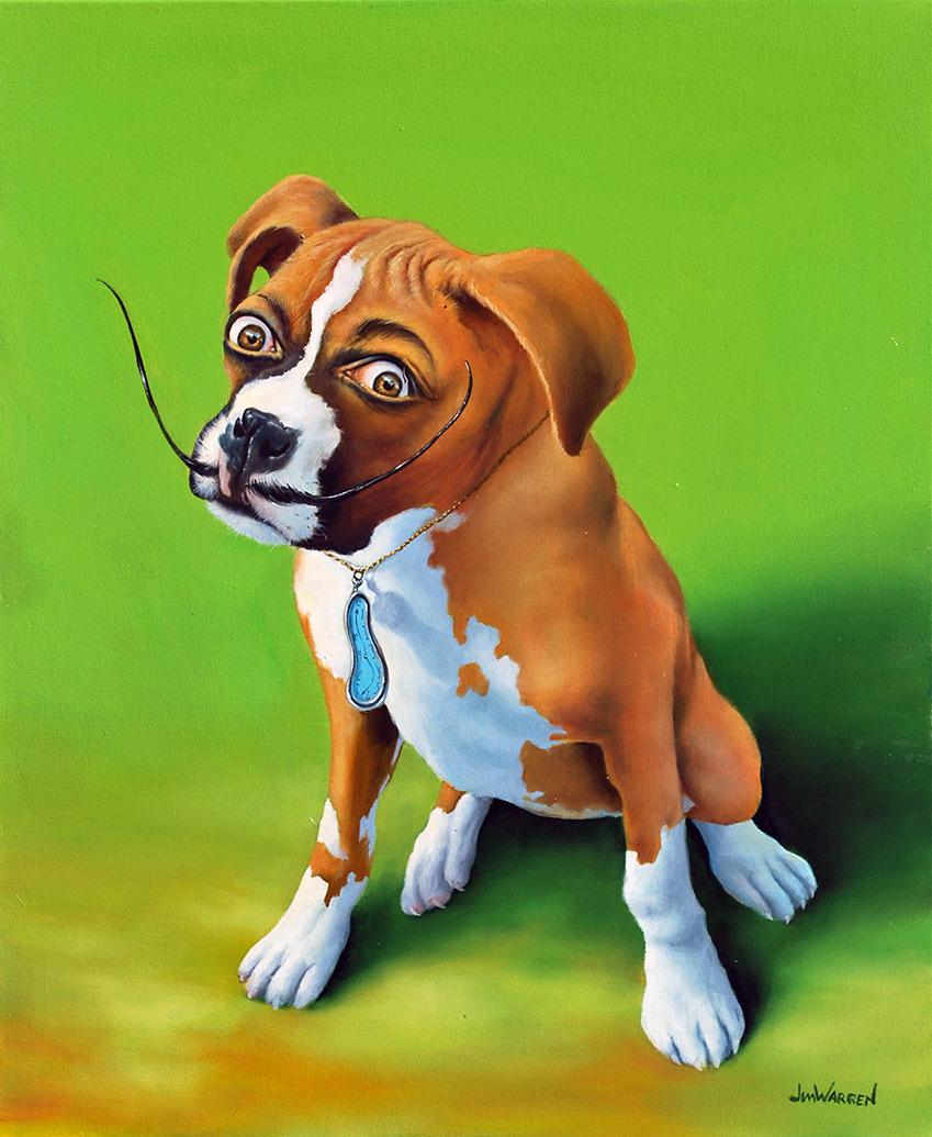 """""""Dali's Dog"""""""