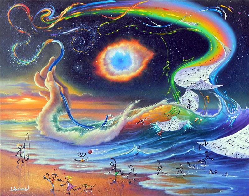 """""""God Is An Artist"""""""