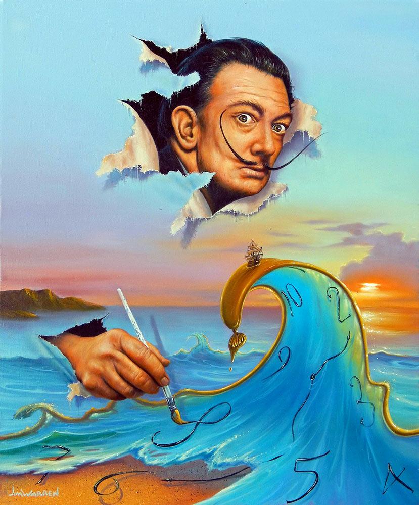 """If Dali Was God"""