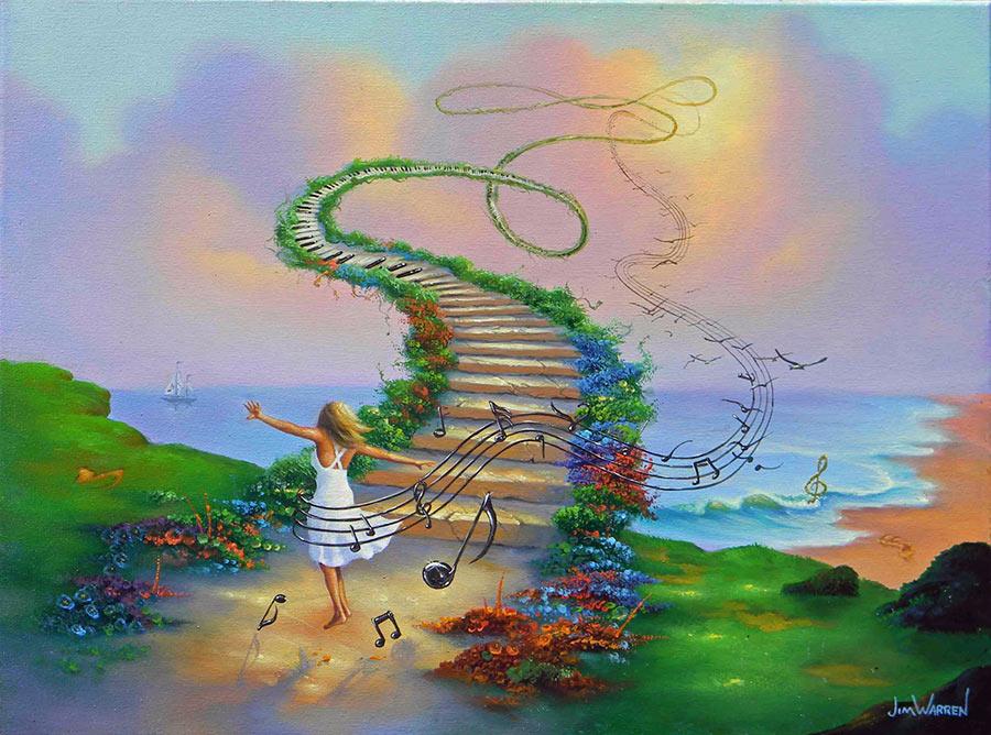 """Musical Dreamland"""