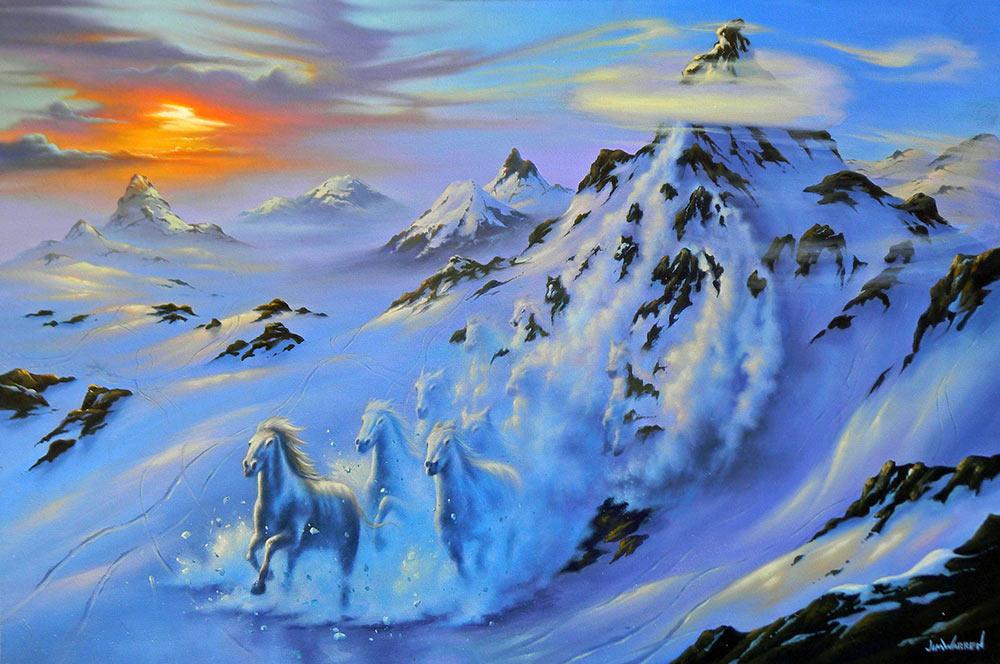 """Mystic Mountain"""