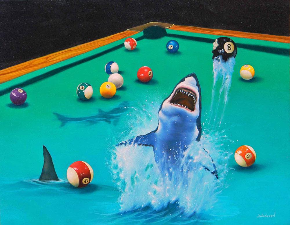 """Pool Shark"""