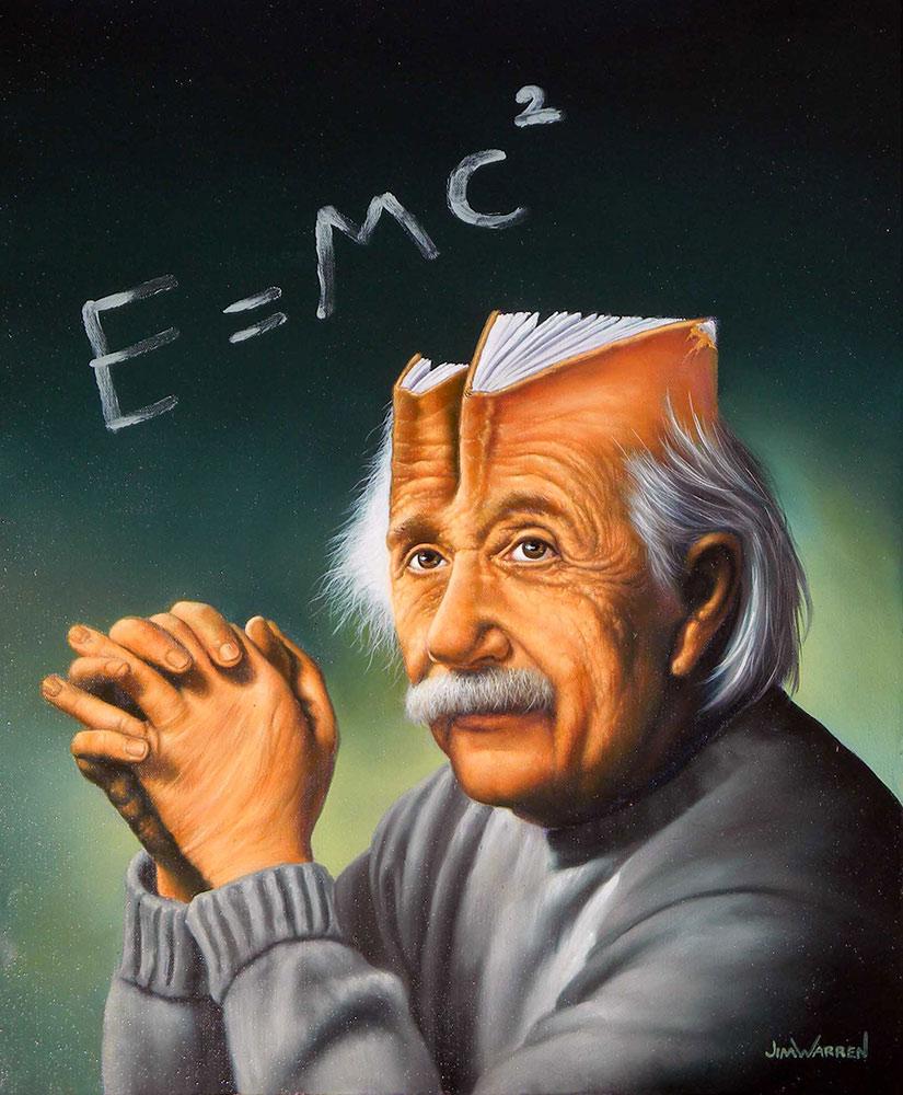 """""""The Mind of Einstein"""""""