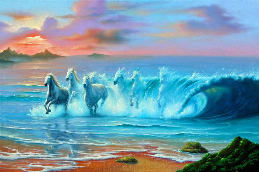 """""""Wild Waves"""""""
