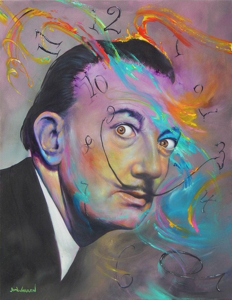 """""""Dali; Man of His Own Time"""""""